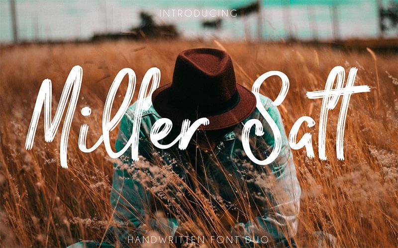 Miller Salt Font DUO