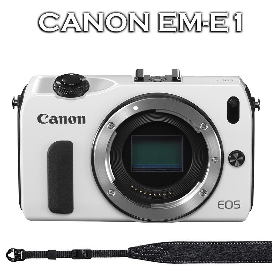 캐논 미러러리스 카메라 EOS M 전용 넥스트랩 EM-E1