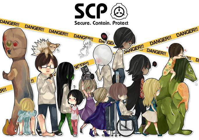 SCP 재단에 어서오세요!