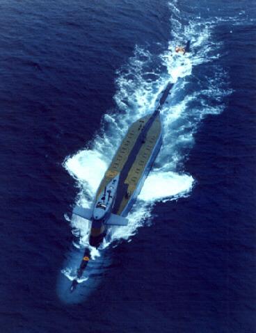 중국, 092급, 094급 핵잠수함 공개