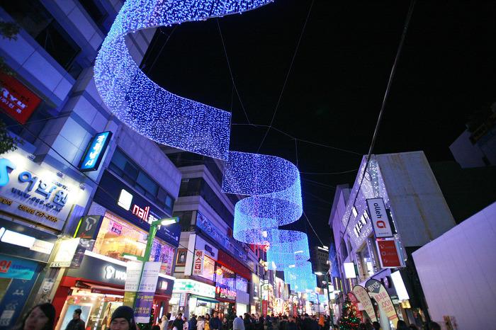 [부산 가볼만한 곳] 부산 크리스마스트리 문화 축제