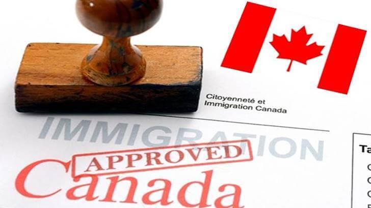 캐나다 이민 유형 입니다