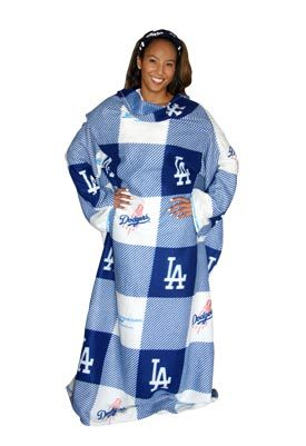 Sleeved Blanket ++ DODGERS