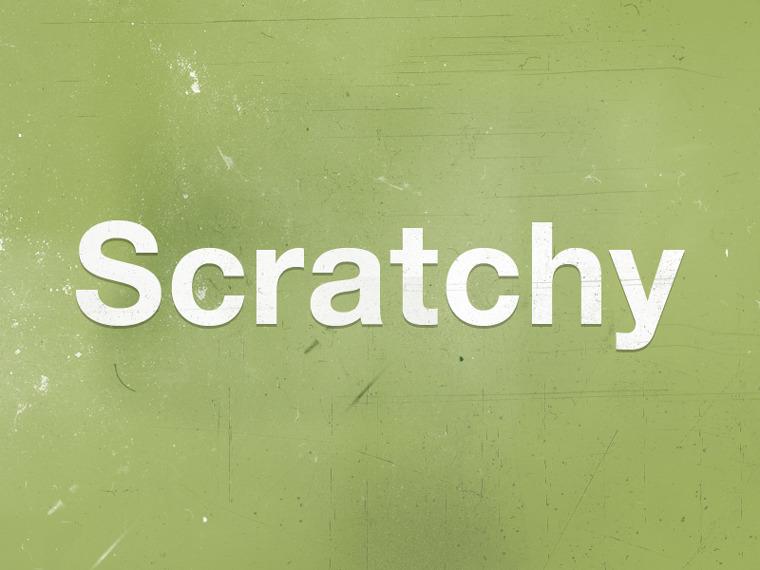 무료 포토샵 그런지 스크래치 브러쉬 - Free Photoshop Scratchy Grunge Brushes