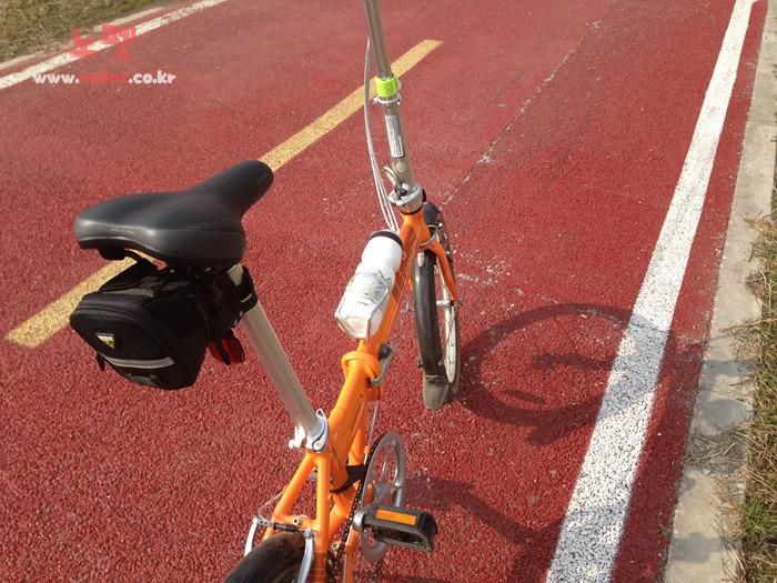 노펫 자전거 다이어트 용도 실제 이미지