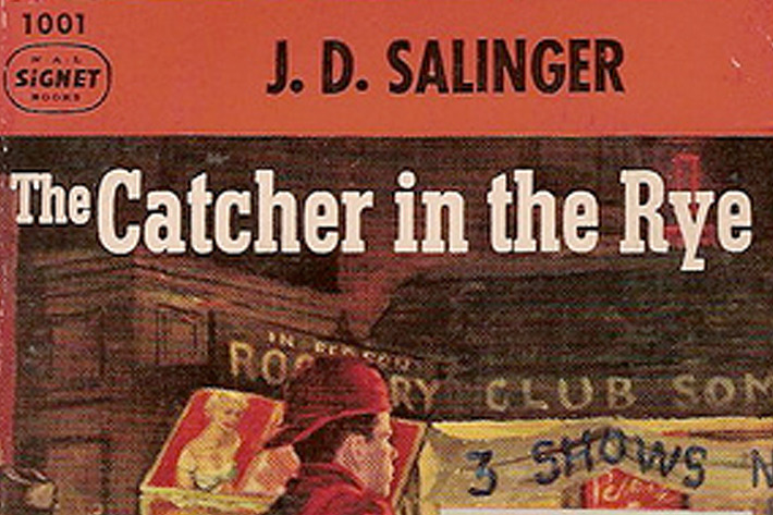 an analysis of holdens relationships with people in the catcher in the rye by jd salinger