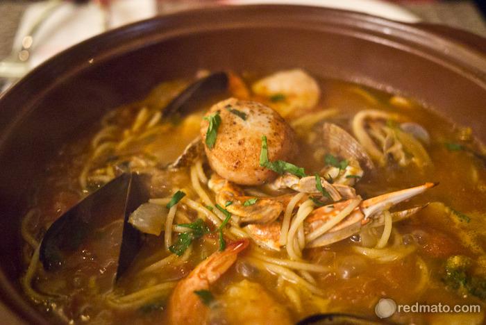 석촌호수 맛집, 몬디알레(MONDIALE) 레스토랑 - 화덕피자와 파스타