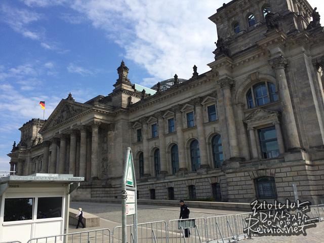 독일 국회의사당 건물
