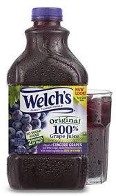 grape nutrients juice