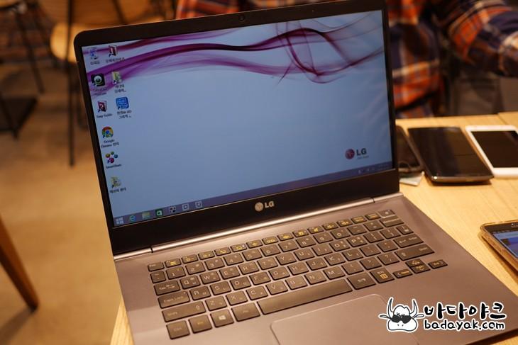 LG 그램14 노트북