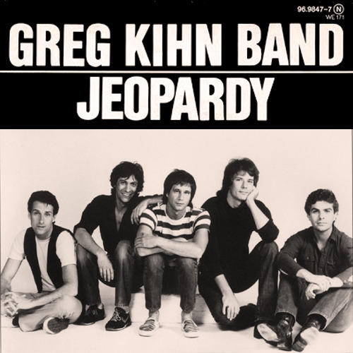 Greg Kihn Band - Jeopardy (Dance Mix)