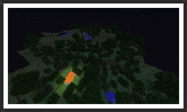 마인크래프트 서바이벌맵!