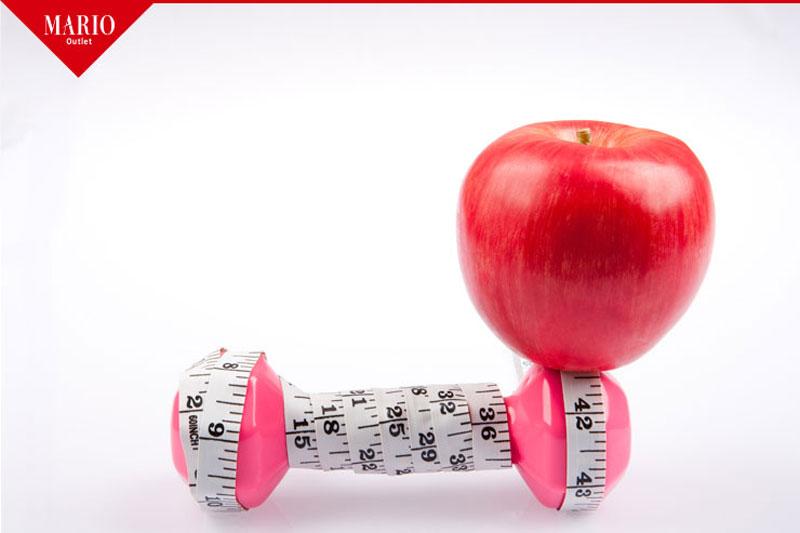 사과 다이어트 아령