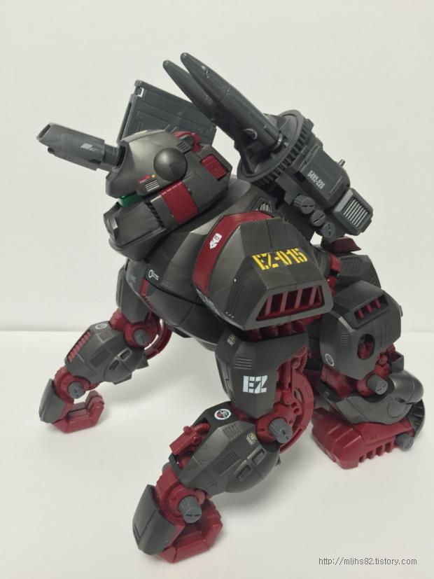 EZ-015 아이언콩( IRONKONG)