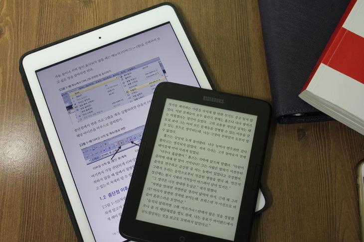 전자책 단말기 리디북스 페이퍼 라이트 RIDIBOOKS PAPER Lite 사용후기 리뷰