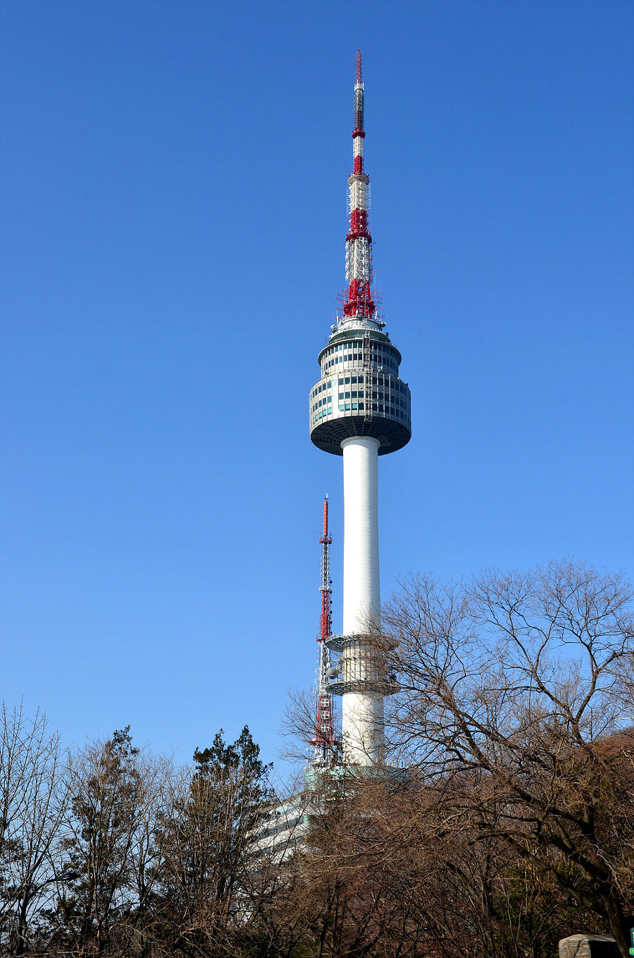 Namsan Tower  this is me