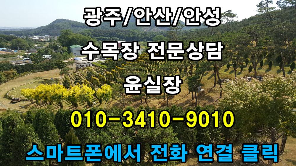 경기도 광주/안산/안성 수목장