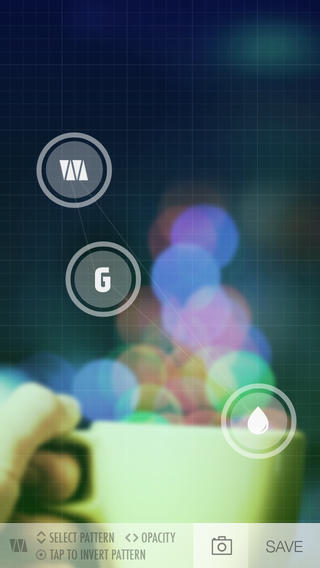 Gradify - Custom Wallpapers for iOS7 by Pimp your Photos
