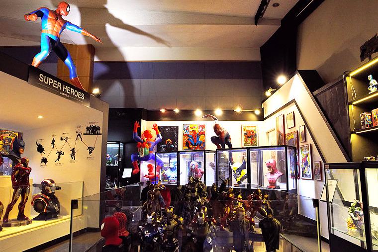 아이들 체험학습 장소 추천 겨울방학 장난감박물관 토이키노