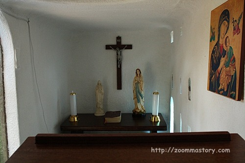 울산 , 미니 성당