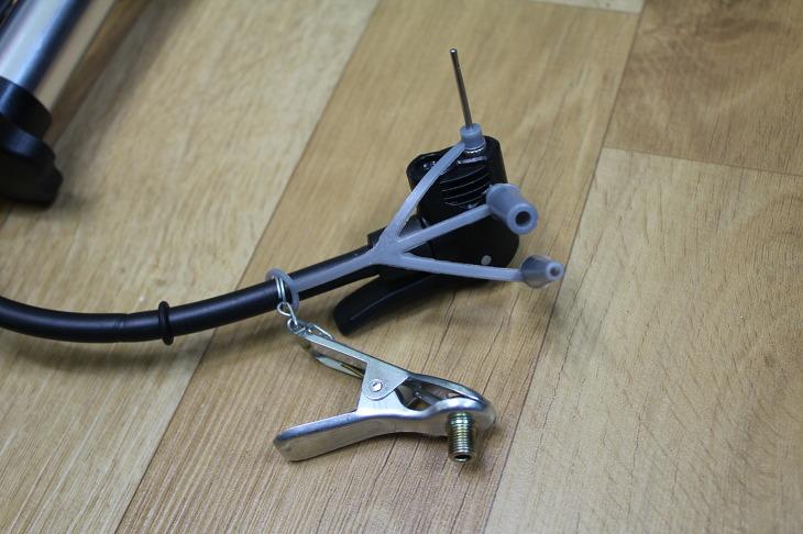 삼천리자전거 자전거 펌프 사용후기 알로이펌프 대 자전거용품 바람넣는기계