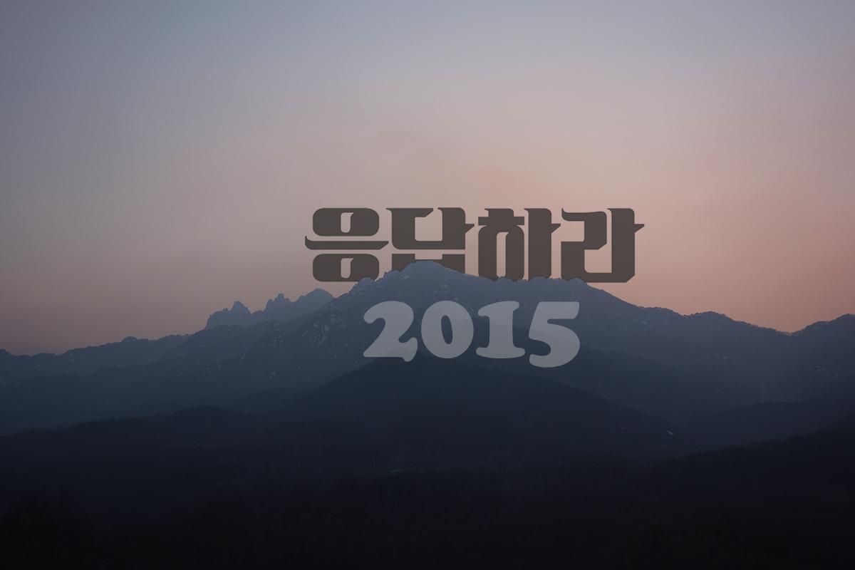 응답하라 2015