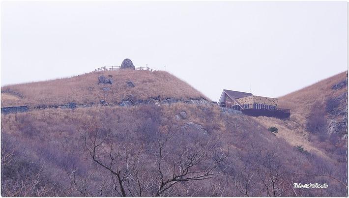 간월재석탑