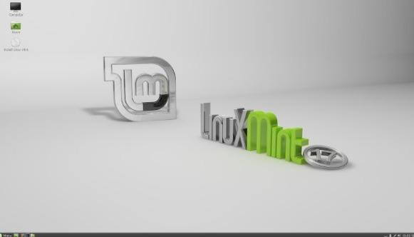 리눅스 민트 스크린 샷