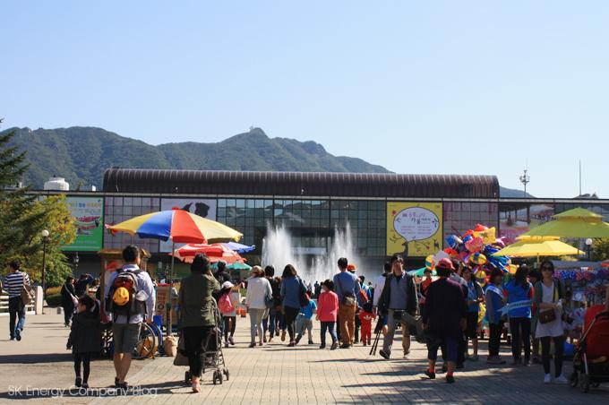 과천 서울대공원 이미지입니다.