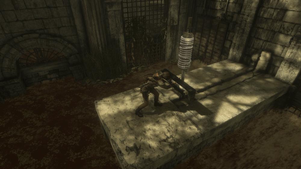 라이즈 오브 더 툼레이더 - 키테즈 목욕탕 챌린지 무덤 공략