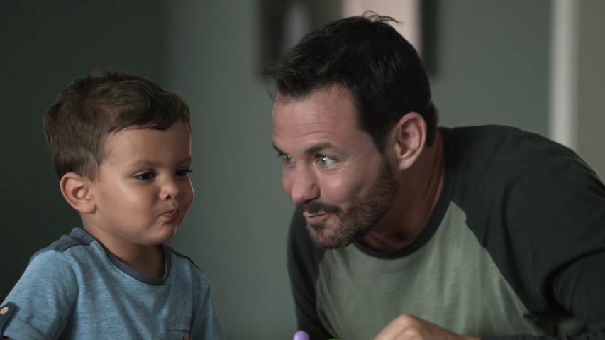 아빠가 둘인 게이부부 가족의 이야기를 담아 미국에서 화제가 되었던 광고, 캠벨 수프(Campbell's Soup) 스타워즈 에디션(Starwars Edition) TV광고 '너의 아빠(Yout Father)'편 [한글자막]