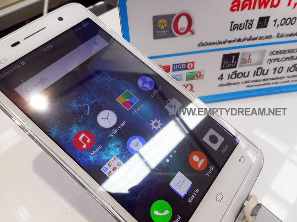 태국에서 10만원 대 저가형 스마트폰 구경하기 (치앙마이)