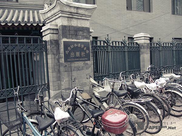 자전거를 즐겨타는 중국인들