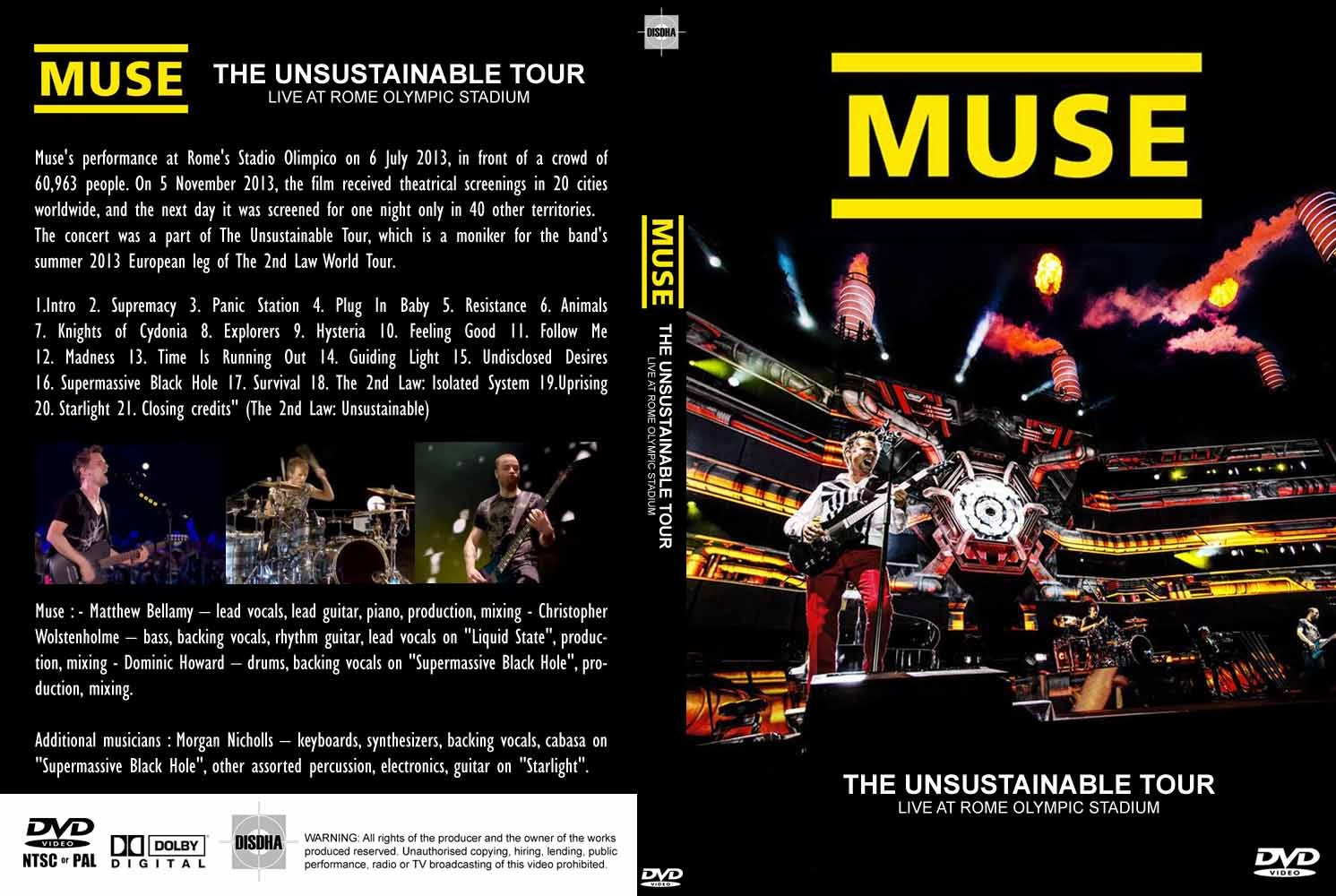 Muse Live In Rome torrent