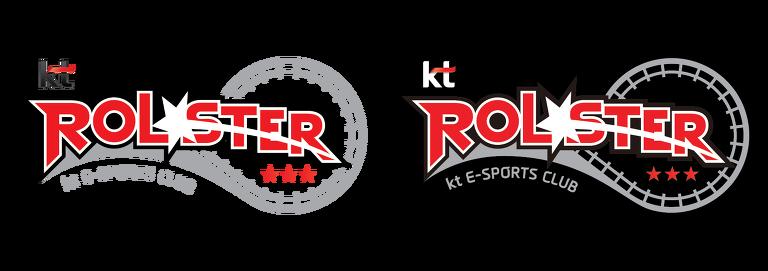 kt롤스터 로고
