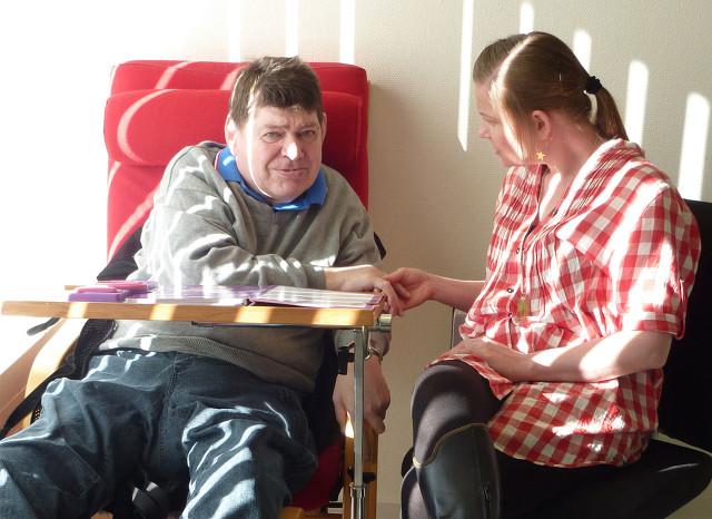 [서비스 디자인 02] 중증 장애인을 위한 사회적 관계 디자인