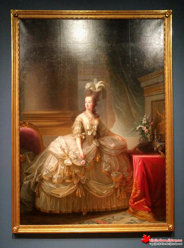 마리 앙투아네트 여왕