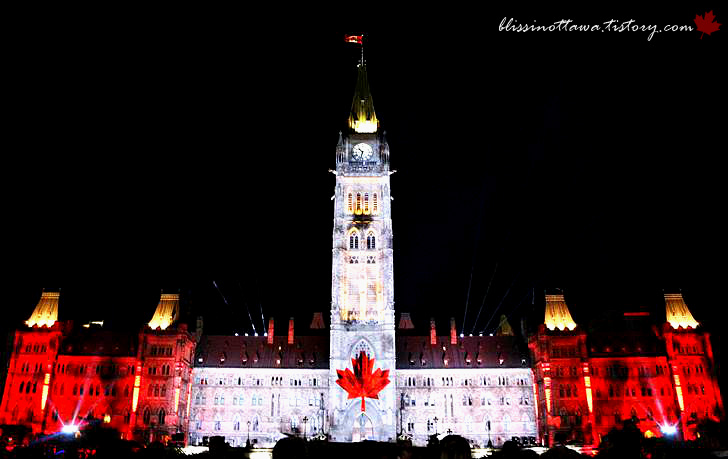 캐나다에서 가장 살기 좋은 도시는 오타와입니다