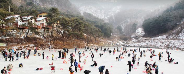 양평 겨울비밀축제 : 쉿! 깊은 산속의 겨울비밀