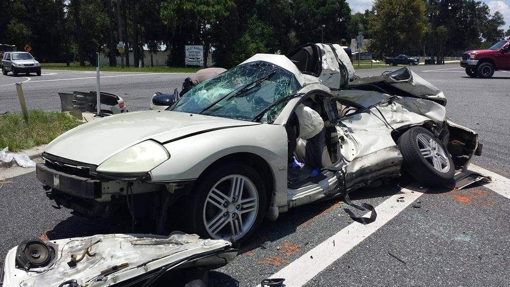 Kylie Car Crash