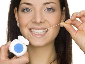 치실의 생활습관