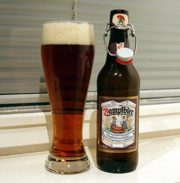 살찐돼지의 맥주광장 :: Zwiesel Dampfbier (츠비젤 담프비어) - 5.0%
