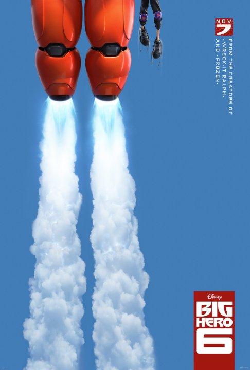 빅 히어로 6, 디즈니, 마블, 슈퍼히어로, 애니메이션