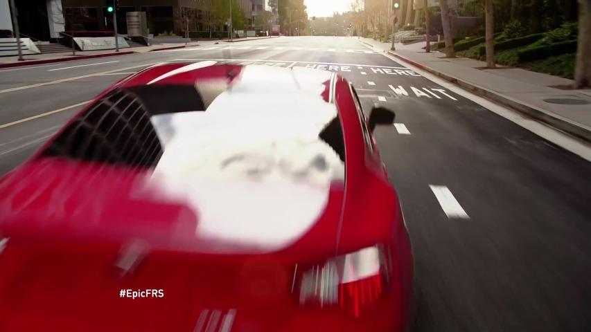 존재감 쩌는 쿠페, 사이언(Scion FR-S)의 TV광고, 사이언 FR-S는 모든 것을 웅장하게 만듭니다(The Scion FR-S Makes Everything Epic) [한글자막]