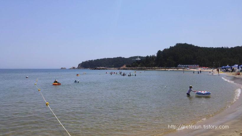 하조대해변