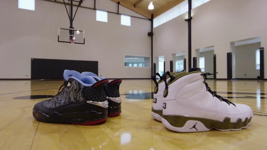 NBA의 살아있는 전설, 마이클 조던(Michael Jordan)의 180억짜리 시카고 저택을 판매하기 위한 부동산 광고와 웹사이트.
