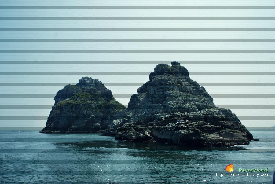 오륙도 송곳섬, 굴섬