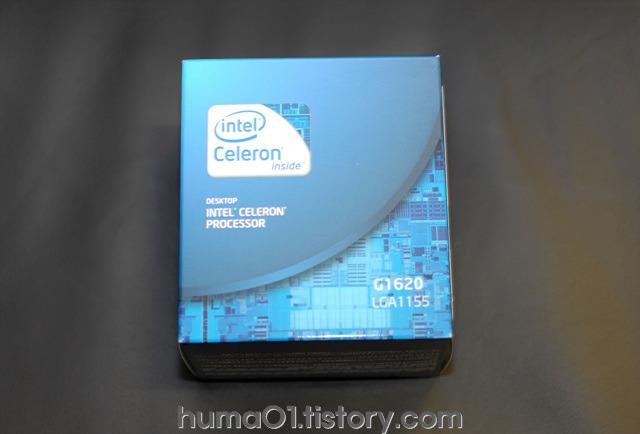 인텔 아이비셀 G1620