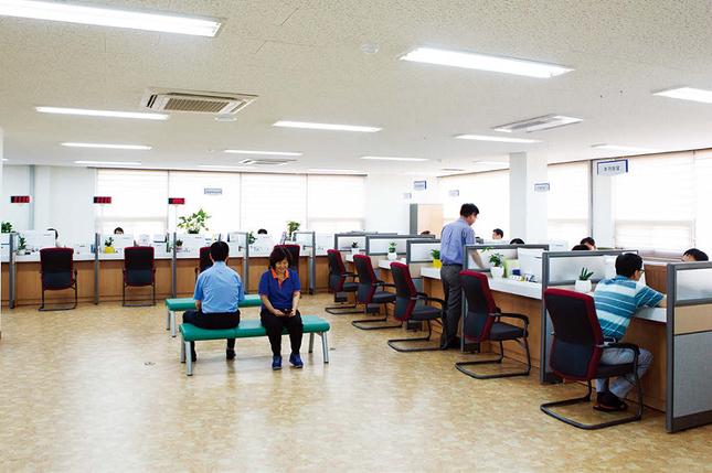 울산 조선업 희망센터
