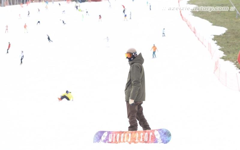 일상과 스키장을 오가는 카레타 맥스 자켓 (KARETA Max Jaket)